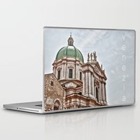 italy Laptop & iPad Skins featuring Italy by LaiaDivolsPhotography