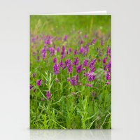 Summer Field 4164 Stationery Cards