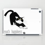 Much Happiness! iPad Case