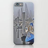 iPhone & iPod Case featuring N is for Nautical (Sailboat) by Thephotomomma