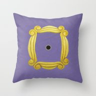 Friends Poster 02 Throw Pillow