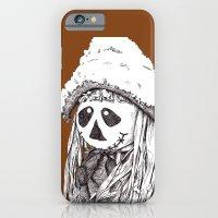 Friendly Scarecrow iPhone 6 Slim Case