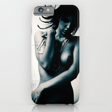 Nude grunge iPhone 6 Slim Case