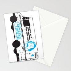 Albert Einstein - Streetwise Seniors Stationery Cards
