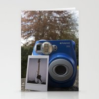 First Ever Polaroid Stationery Cards