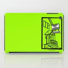 Sam's Pit Late Nite Bar B Que, Spokane, WA iPad Case