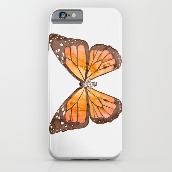 Caterpillar's nirvana iPhone & iPod Case