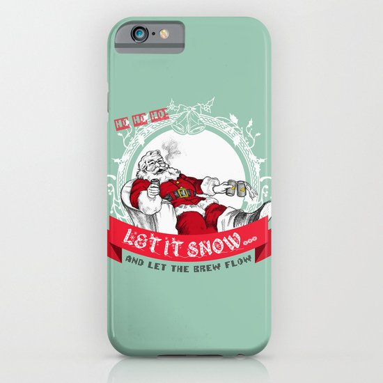 Tis the season to be Jolly iPhone & iPod Case