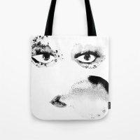 Portrait 7 Tote Bag