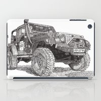 Jeep iPad Case