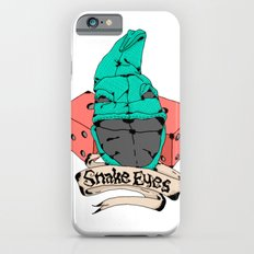 Snake Eyes iPhone 6 Slim Case