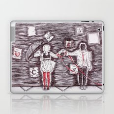 Tied to Disorder Laptop & iPad Skin