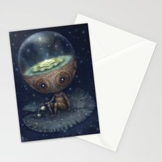 Zen Bot Stationery Cards
