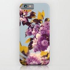 Vintage Blooms Slim Case iPhone 6s