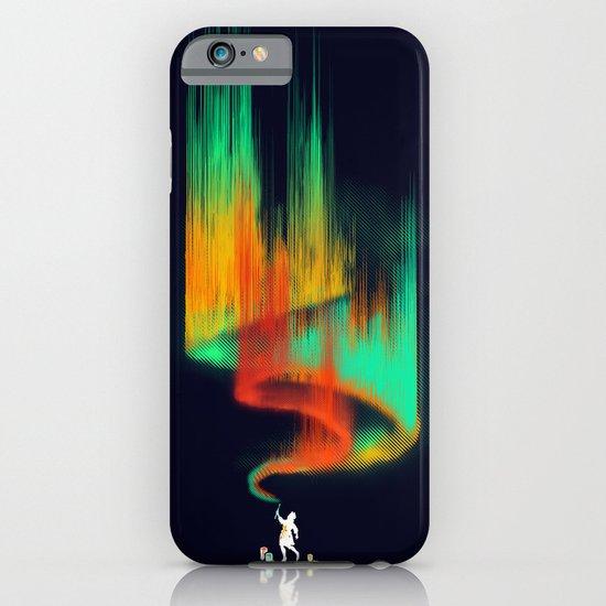 Borealis Painter iPhone & iPod Case