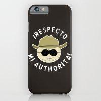 Respecto Mi Authorita! iPhone 6 Slim Case