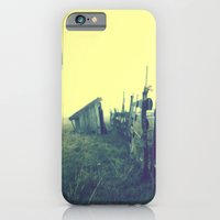 iPhone & iPod Case featuring Retrospective Part 2: The Shepherd In The Fog by Leon Greiner