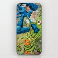 Battle iPhone & iPod Skin