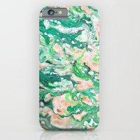 Moss Agate  iPhone 6 Slim Case