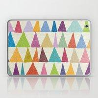 Analogous Shapes In Bloo… Laptop & iPad Skin