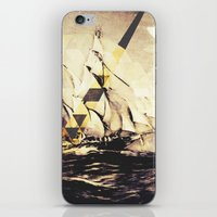 When Your Ship Comes In iPhone & iPod Skin