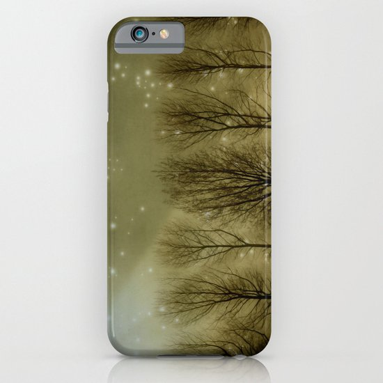 When Twilight Drops Her Curtain iPhone & iPod Case
