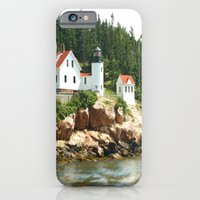 Bass Lighthouse iPhone 6 Slim Case