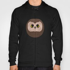 Chubby Little Owl Hoody