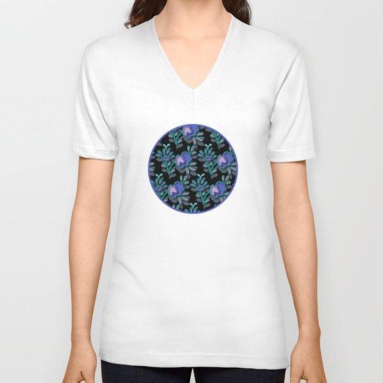 FD2 V-neck T-shirt