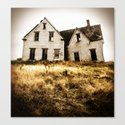 The High Bank House Canvas Print