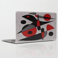 Abstract #110 Laptop & iPad Skin
