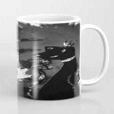 Black Cat Storm Mug