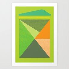 Lost Coast / Nor-Cal Art Print