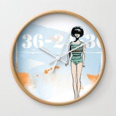 Barbie Wall Clock