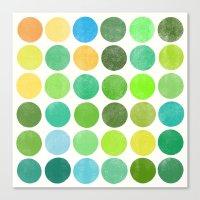 colorplay 11 Canvas Print