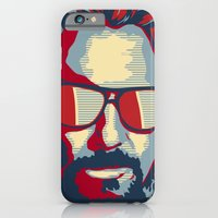 iPhone Cases featuring Abide by Zachary Burns
