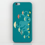 Keepin' The Chicks Dry iPhone & iPod Skin