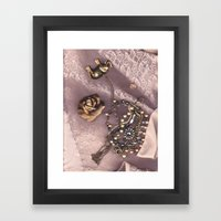 Pink 3 Framed Art Print