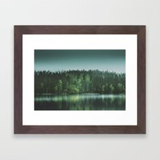Echoes III Framed Art Print