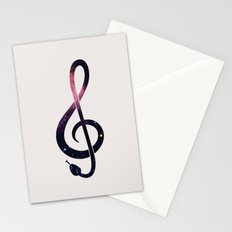 G Snake Stationery Cards