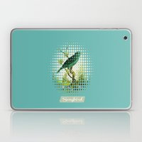 Songbird {Jade} Laptop & iPad Skin