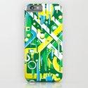 Brazil iPhone & iPod Case