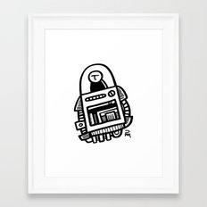 Explorer MDL 01010 - PM Framed Art Print