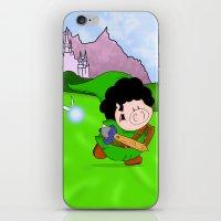 Zelda! iPhone & iPod Skin