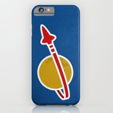 Blue Spaceman iPhone 6 Slim Case