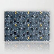 Hare Moon Laptop & iPad Skin