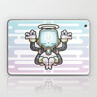 CONNECT_Bot022 Laptop & iPad Skin