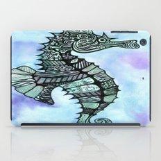 Tatoo Seahorse iPad Case