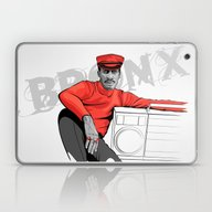 Grandmaster Flash - Trin… Laptop & iPad Skin