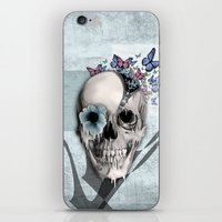 Open Minded iPhone & iPod Skin